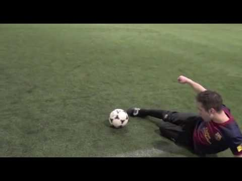 #10 How To Slide Tackle |The Ultimate Soccer Guide | Play Like A Pro Soccer Player