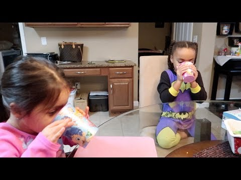 Vlog: *December 29, 2017* ~All They Do is Eat and Drink!~