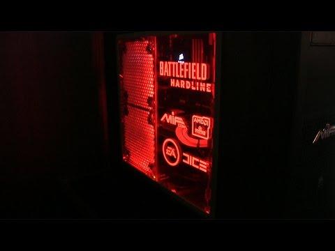 Gamescom 2014: MIFcom stellt Battlefield-Hardline-Komplettsystem vor