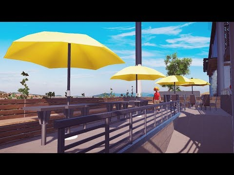 coffee time - planet coaster - Library