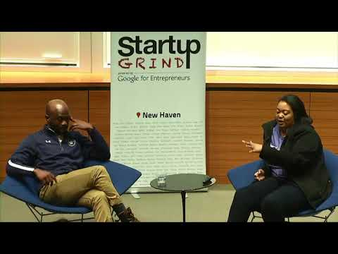 Arlan Hamilton (Backstage Capital) - How Did You Get Here? | Startup Grind New Haven
