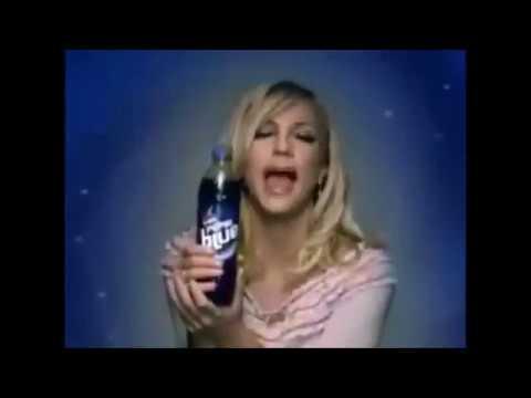 Britney Spears - Pepsi Blue Commercial 2002