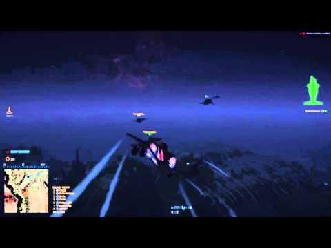 Old Liberator Formation Flight Planetside 2