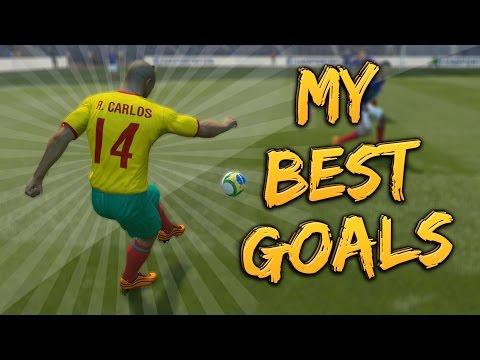 My Best Online Goals So Far - Fifa 15 Ultimate Team
