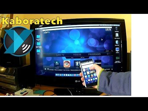 Kodi Smartphone Remote Controller