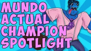 Download Mundo ACTUAL Champion Spotlight Video