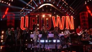Bruno Mars Uptown Funk LIVE  The Voice 2014