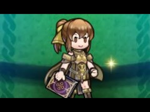 Is this cheating?- Delthea too op: Fire emblem heroes
