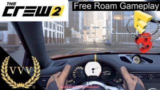 The Crew 2 - Free Roam Gameplay