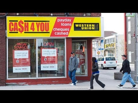 Payday loan use on the rise