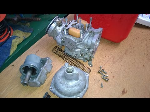1977 Range Rover Classic 2 Door: Part 5 Stromberg Carb Cleanup