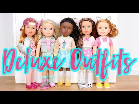 Glitter Girls Deluxe Outfits Collection Review
