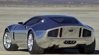 9 Concept cars you