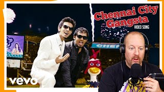 Chennai City Gangster Video Song | Vanakkam Chennai | Shiva | Hiphop Tamizha and Anirudh | Reaction