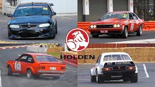 Holdens of The Teakle Sprint - VK, VT, Torana (LJ, LX), GTS