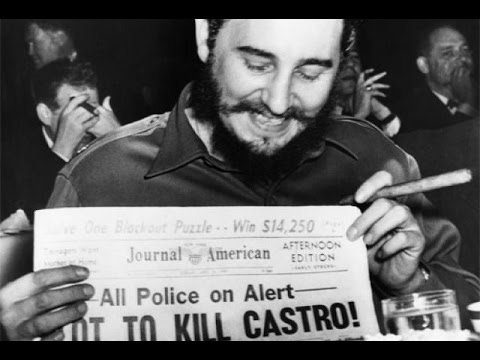 Top 5 Ways the CIA Tried to Kill Castro