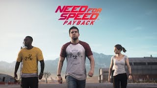 Need For Speed Payback: Official Story Trailer