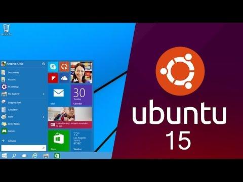 Dual Boot Windows and Ubuntu 15.04 (WiiDo Computer Services)