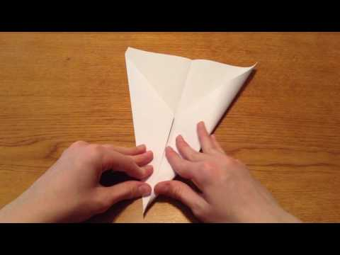 How To Make A Paper Airplane | Yellowjacket