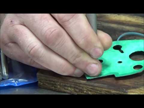 How to fix a gasket hole that doesn't line up and how to make your own gaskets holes perfect!