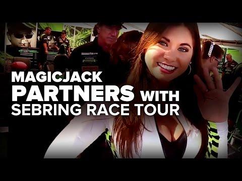 ESM Racing - Circuit of the Americas WEC Race   magicJack Nation