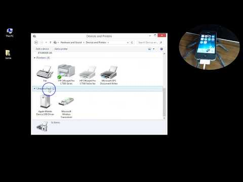 How To Get iPhone To Show Up On/In My Computer Windows PC