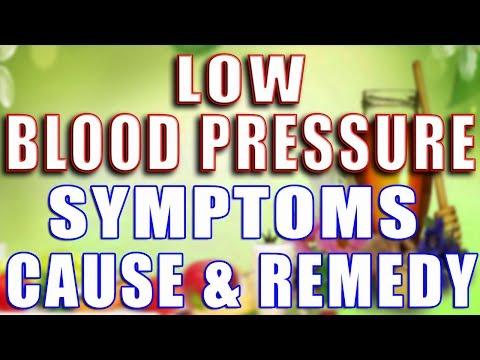 LOW BLOOD PRESSURE-SYMPTOMS, CAUSE, PRECAUTION & REMEDY I निम्न रक्तचाप-लक्षण, कारण,सावधानी एव उपाय