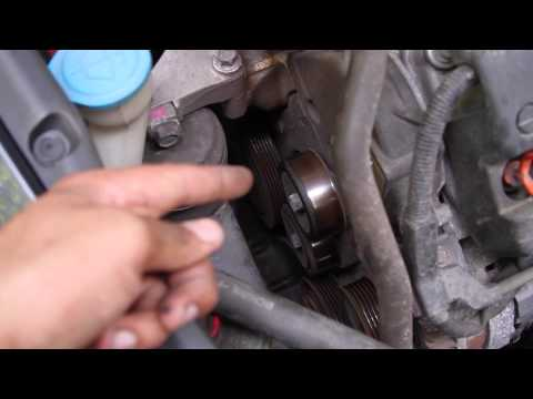 2003-2015 Honda Accord V6 Accessory/Serpentine Belt Replacement