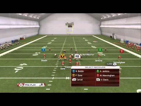 Madden NFL 25 Money Passing Play