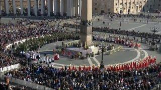 Phóng sự đặc biệt: Lễ Lá khai mạc Tuần Thánh tại Vatican ngày 9 tháng Tư, 2017