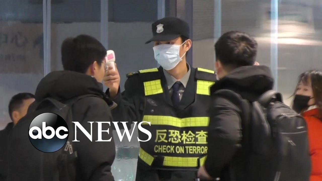 Latest details into Coronavirus and China l ABC News