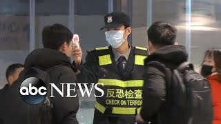 Latest details into Coronavirus and China l ABC News