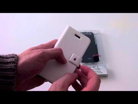 Booklet Slim e Flipper Case, due nuove custodie per iPhone 5 di Puro - La recensione di iPhoneItalia