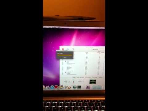 MacBook Pro Processor issue