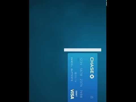 Chase ATM UI