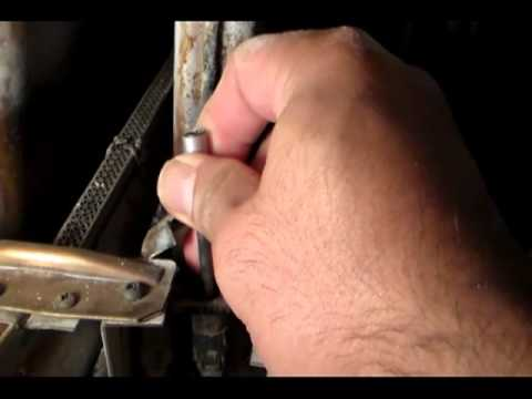 How to replace a ThermoCouple, when Pilot wont stay lit on ur Home central heating System