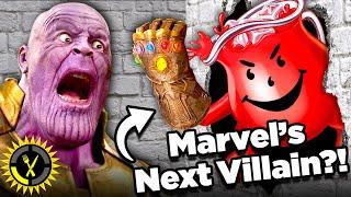 Food Theory: Kool Aid Man Is A Marvel Villain!