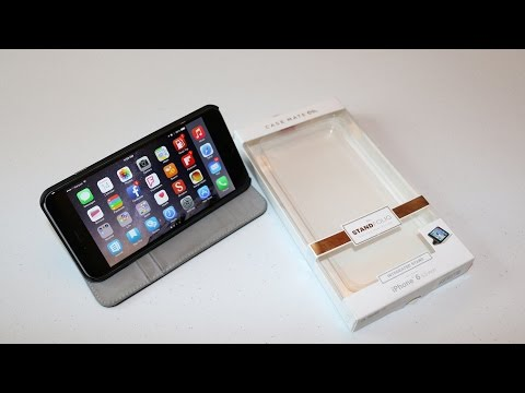 Case-Mate Stand Folio for iPhone 6 Plus Review