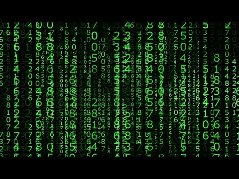 Create Matrix on computer  with CMD [Command Prompt]