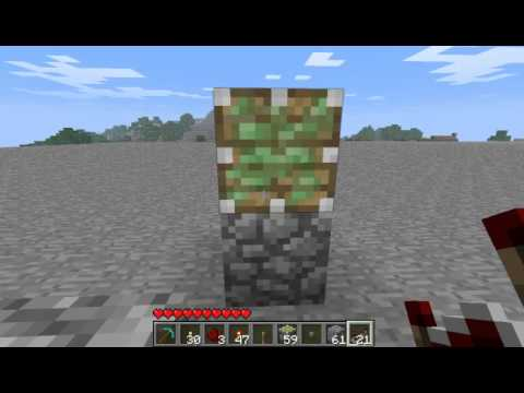 Minecraft - Fastest Redstone Repeater Clock, controllable and resetable