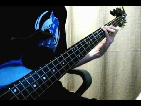 Green-Tinted Sixties Mind Bass Cover