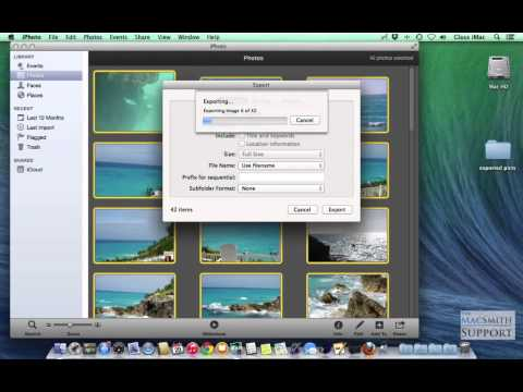 Recovering iPhoto pictures using Mac OS 10.8+ and Time Machine