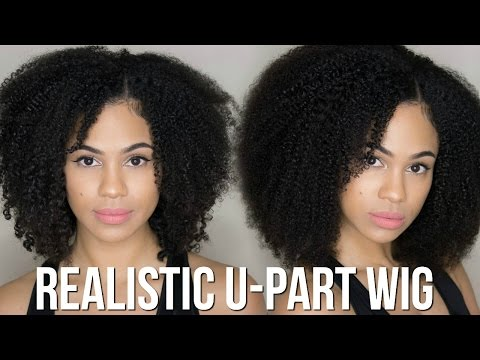 Finally! A Realistic Wig for Naturals