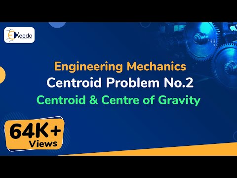 Problem on Centroid in Engineering Mechanics