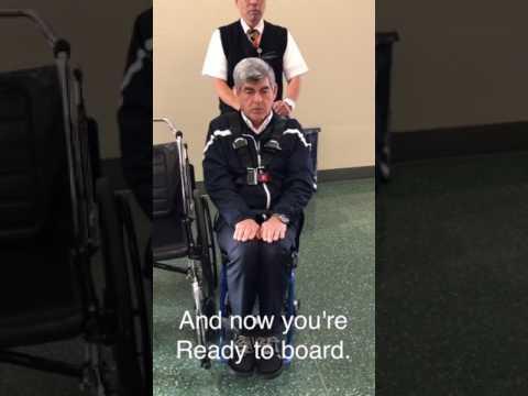 Aisle Chair Procedure