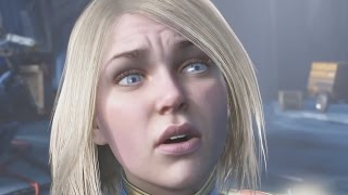 INJUSTICE 2 Supergirl Finds the Truth About Superman