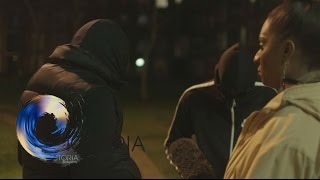 How gang violence affects mental health - BBC News