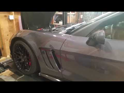 Many New Mods Done to the Corvette, Boosted C6 Build, Part 68