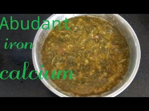 Sirukeerai recipe | tropical amarnath sambar | keerai recipe