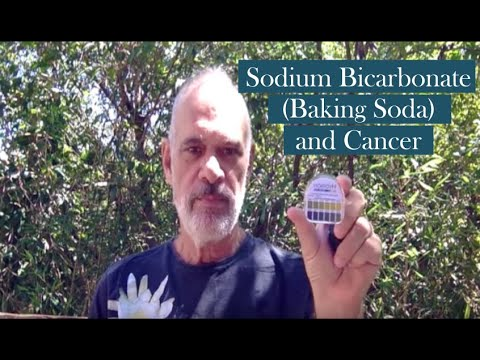 Sodium Bicarbonate (Baking Soda) and Cancer